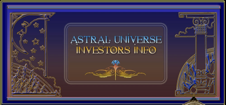 Investor Information from Astral Universe