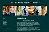 CNIA 2009 Conference