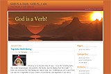 God is a Verb (WordPress)