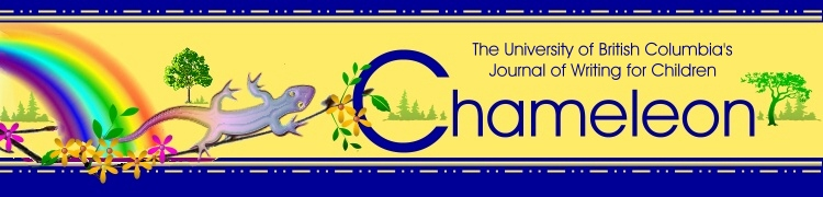Chameleon - UBC's Journal of Children's Literature