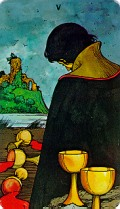 Click to see larger view of King of Cups