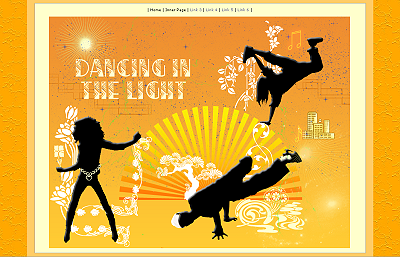 Dancing in the Light Template Dancing in the Light Template ...