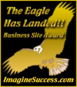 The Eagle Has Landed Business Site Award