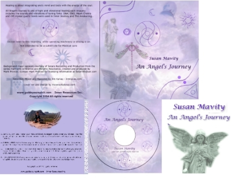 An Angel Journey by Susan Mavity