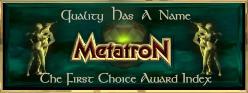 Member of MetatroN - The First Choice Award-Index
