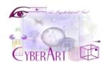 Example 2 Cyberart Logo
