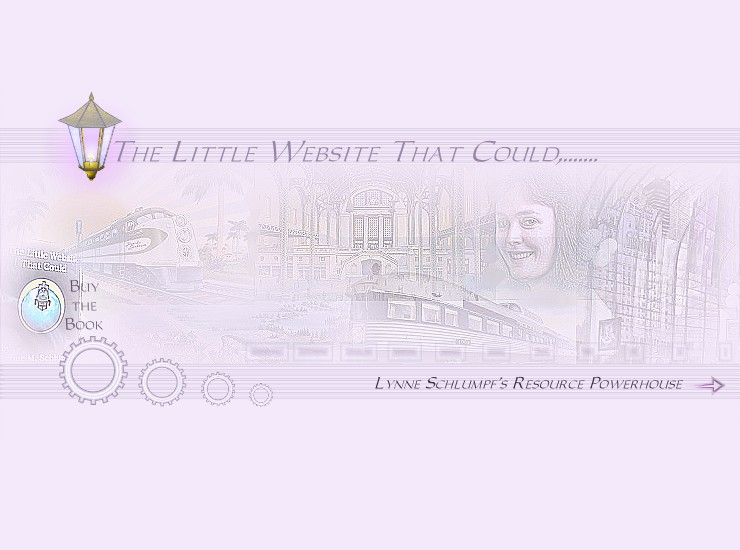 Enter The Little Website That Could by Lynne Schlumpf