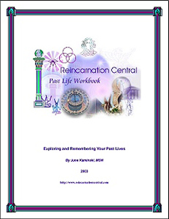 Past Life Workbook
